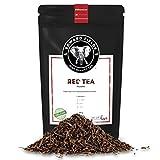 Edward Fields Tea ® - Té Rojo Pu Erh orgánico a granel de origen único China. Té bio recolectado a mano, 100 gramos.