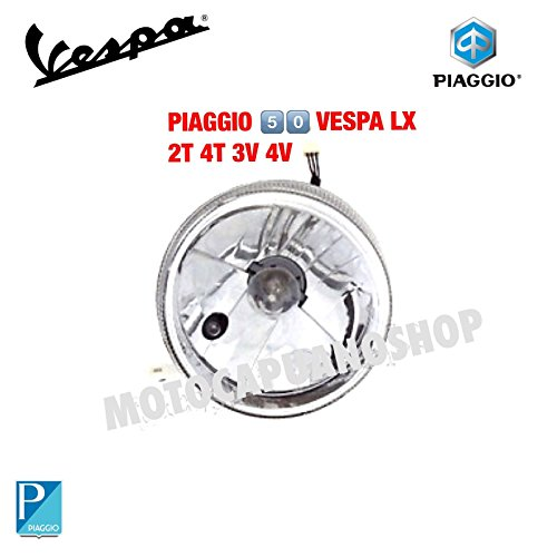 58259R koplamp Vespa 50 LX 4T FL - 4V - Touring