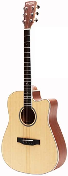 gift Miiliedy 41 Inch Acoustic Guitar Student Beginners Female Male A Max 62% OFF