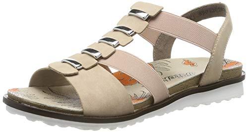 Rieker V0750-31 Gesloten sandalen