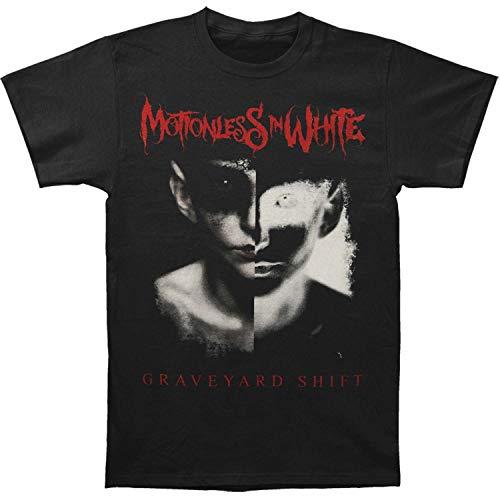 BORN2ROCK - Graveyard Shift - Motionless in White - XXL/Black