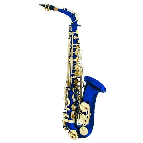 26502370 Dimavery SP - 30 Eb para saxofón Alto-azul