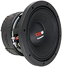 DS18 TMMB10 3000 Watts Max 10-Inch High Technology 4-Ohm Troublemaker Mid Bass