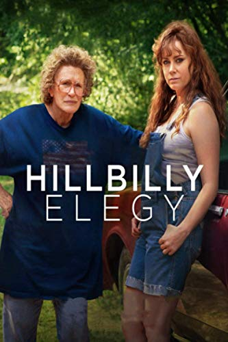 Hillbilly Elegy: Hillbilly Elegy Movie 2020 | Hillbilly Elegy Film | Fans Cute Notebook Journal Gift