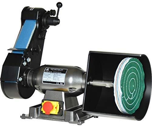 Polierer mit Schleifband Ø200mm 230V 50Hz KEF Slibex