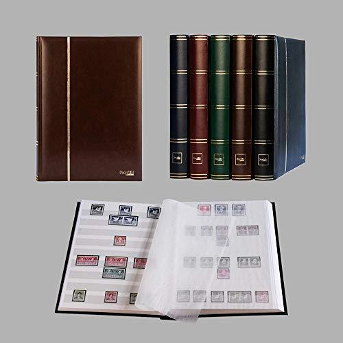 Prophila Collection Clasificador de 60 Paginas, Color marrón