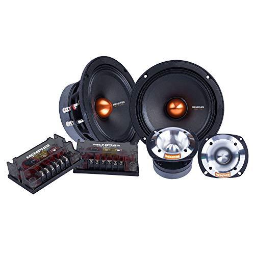 "Memphis MJP62C 6.5"" 125W RMS Component Speakers System"