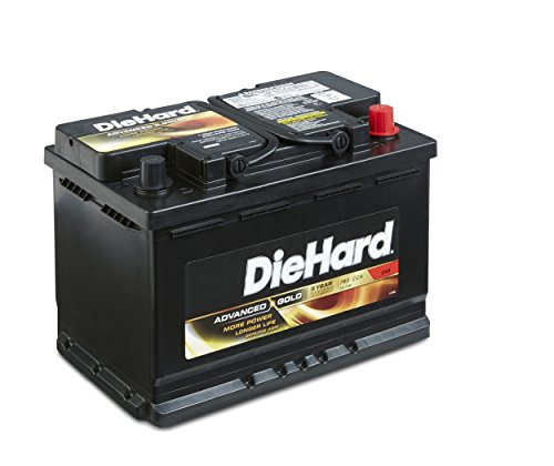 Die Hard 38228 Advanced Gold AGM Battery