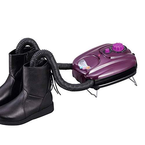 Hammer Zapatería eléctrica de ozono arranque Guante Secadora Calentador-compacto portátil, zapatos Secadora,...