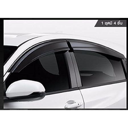 2017-2020 HONDA  CR-V DOOR WINDOW VISORS OEM
