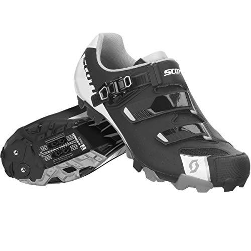 Scott MTB Pro Fahrrad Schuhe schwarz/weiß 2020: Größe: 44