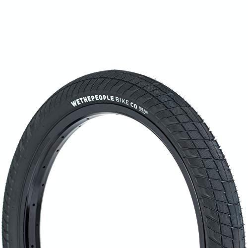 Wethepeople Overbite 2.35' BMX Neumático, Negro