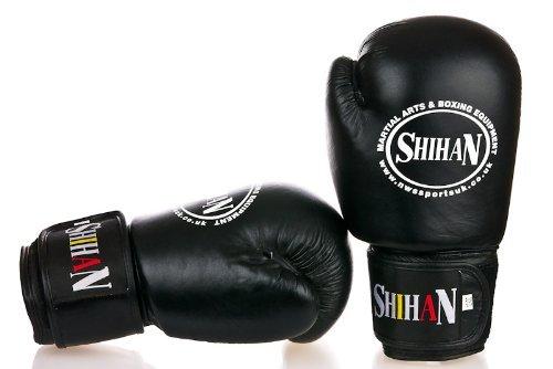 Shihan Tyson Boxhandschuhe (12oz) echtem Leder World Marke Training/Sparring Handschuhe