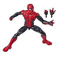 スーパーヒーローアドベンチャーアルティメットスパイダーマンレジェンドシリーズ(約15.2cm)コレクティブルフィギュア
