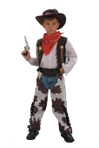 Tenue de Cowboy ILOVEFANCYDRESS pour enfant. ( 6-8 ans )