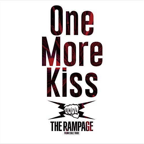 [Single]One More Kiss – THE RAMPAGE from EXILE TRIBE[FLAC + MP3]