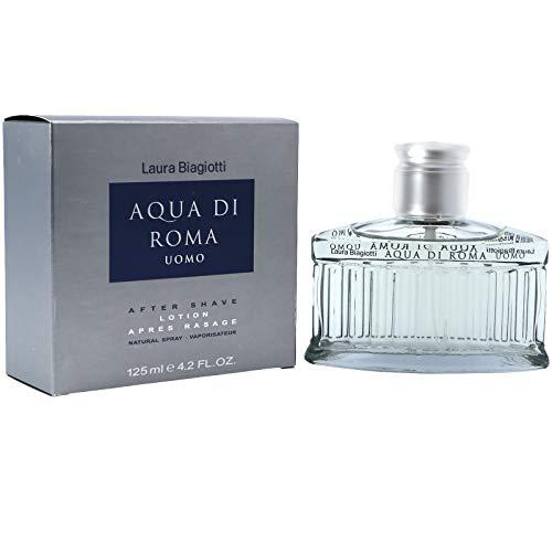 Laura Biagiotti Aqua di Roma Uomo Aftershave 125 ml