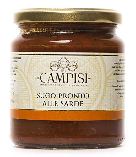 Campisi   Salsas de Pescado Lista   (Sardinas   220 gr.)