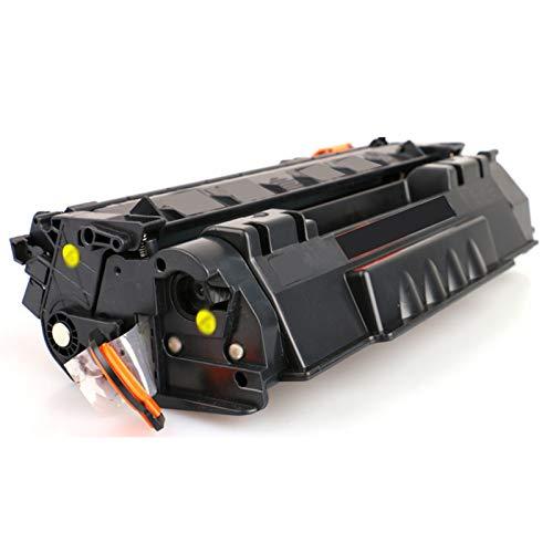 Q7553A - Cartucho de tóner compatible con 2015DN/2014/M2727NFS/2015 OEM Laser Printer, chip de conteo, 2000páginas