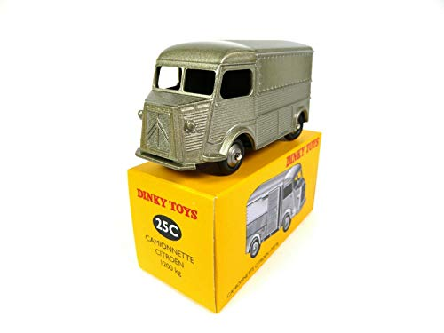 OPO 10 - Dinky Toys Atlas - LKW 1200 kg Citroen HY Typ H Grau - 25C
