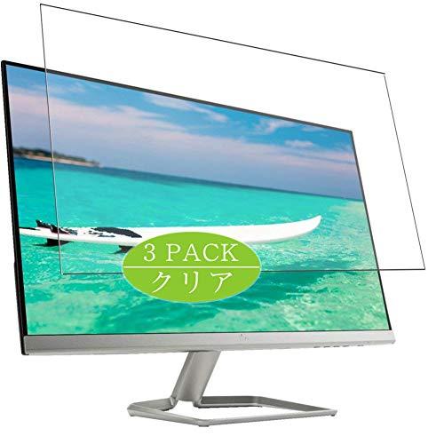 VacFun 3 Piezas HD Claro Protector de Pantalla Compatible con HP Envy 27s 27' Display Monitor, Screen Protector Sin Burbujas...