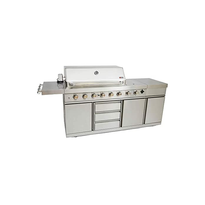 Mayer Barbecue Zunda Gasgrill Outdoorkche Mgg 362 Extreme