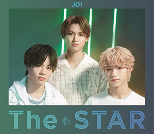 The STAR【初回限定盤Green】(CD+PHOTO BOOK)