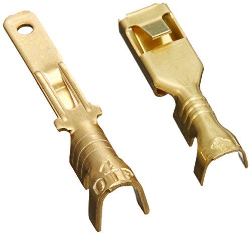 キタコ(KITACO) 平型端子セット 110型コネクター用(オスメス各5セット) 汎用 0900-755-01010