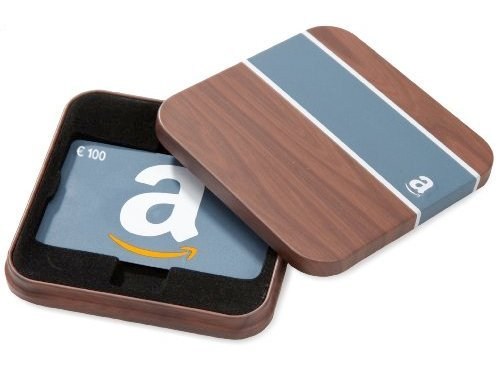Buono Regalo Amazon.it - €100 (Cofanetto Legno)
