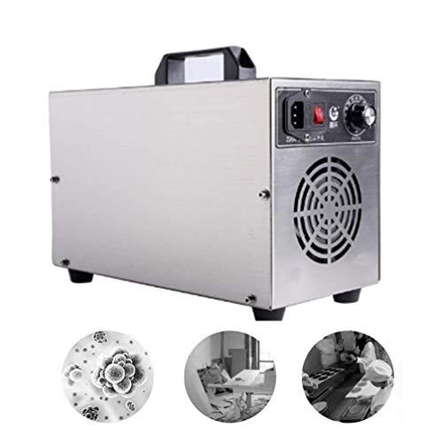 NOBUNO Generador de ozono 20.000 MG/h, purificadores de Aire de ozono, desinfectante para el hogar, generador de ozono, generador de ozono, prevención de Virus, esterilizador para el hogar, Oficina