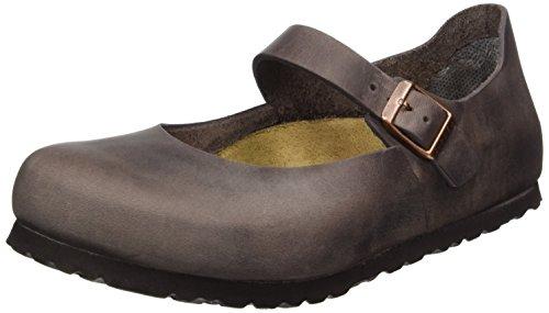 Birkenstock Shoes BIRKENSTOCK Shoes Damen Mantova Mary Jane Halbschuhe, Violett (Haze), 38 EU