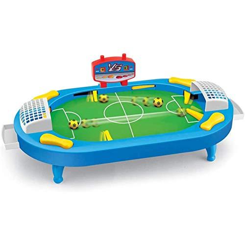 Skysep Fútbol Futbolín Juego de Mesa Baby Foot Infantil para Niños Fútbolista Deporte Patada de Mesa Juegos Padres Hijos Mesa de Regalos