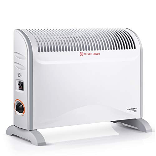 DONYER POWER Convector Radiator Heater with Adjustable...
