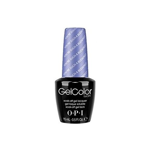Vernis semi permanent OPI You re Such A Budapest