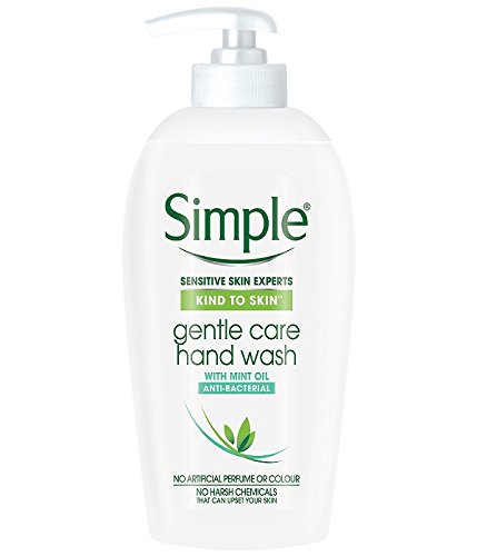 Simple Kind to Skin Gentle Care Hand Wash 250 ml - by Simple