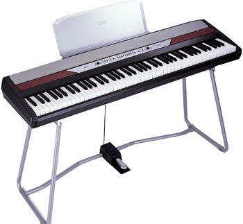 KORG SP 250BK + STAND + PEDALE + CASQUE + BANQUETTE Piano numérique Piano numérique portable