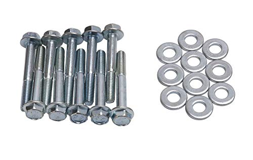 Edelbrock 8515 Performer Series Intake Manifold Bolt Kit Chevy LS/LS2 For Use w/PN[7118/2908/28097/7518/7139/7140]
