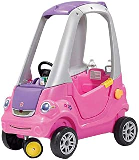 Step2 Easy Turn Coupe Refresh Riding Toy - 845300, Multi Color