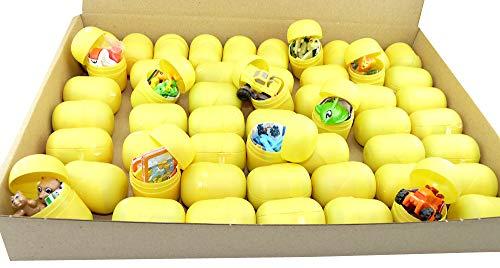 52 noch original gefüllte Überraschungseier Kapseln von Ferrero