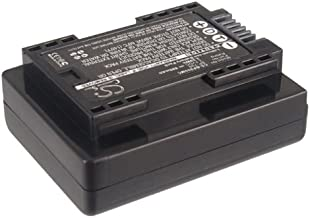 Cameron Sino Rechargeble Battery for Canon LEGRIA HF R36 (890mAh/3.29Wh)