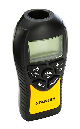 Stanley Intellimeasure, ultrasone afstandsmeter (geheugenfunctie, oppervlakteberekening, volumeberekening) 0-77-018