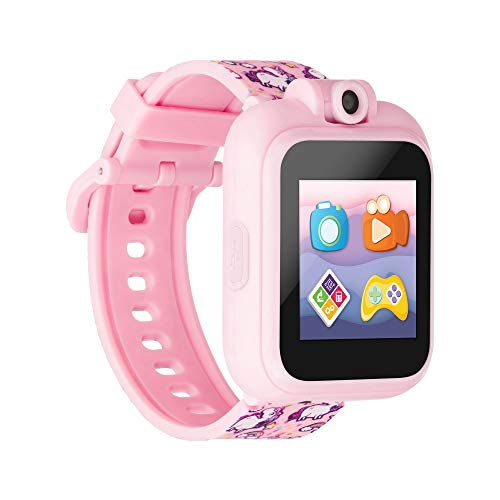 PlayZoom 2 Kids Smartwatch - Video and Camera Selfies 500 Photos STEM Learning and Fun Interactive Games, MP3 Audio Books Touch Screen Birthday Gift for Kids Toddlers Boys Girls (48mm)
