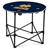 Logo Brands NCAA Notre Dame Fighting Irish Round Table, One Size, Team Color