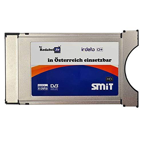 Redabel Módulo ORF CI+ de Smit Irdeto para tarjeta de hielo ORF, ATV, Puls4 y Austria SAT