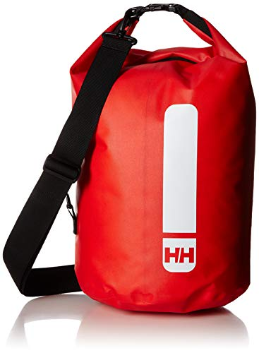 Helly Hansen HH Ocean Dry Bag L, 222 Alert Red, Talla única