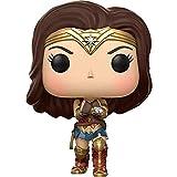 QToys Funko Pop! Wonder Woman 1984#226 Wonder Woman Exclusive Chibi...