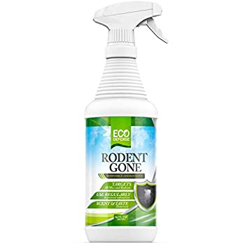 Eco Defense Rodent Gone Organic Mice Repellent: photo
