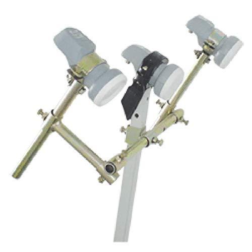 MA Multi-LNB Brazo Sujetador Ajustable 2 y 3er LNB