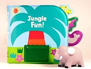 Jungle Fun!: Bath Book & Squirting Tub Toy (Little Squirts)