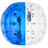 Happybuy Inflatable Bumper Ball 5 FT / 1.5M Diameter, Bubble Soccer Ball, Blow It Up in 5 Min,...